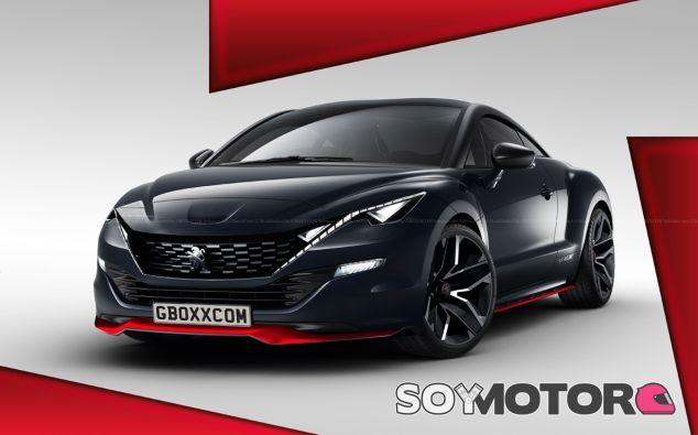 Peugeot RCZ 2019 - SoyMotor.com