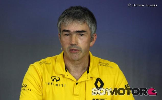 OFICIAL: Renault anuncia la salida de Chester y una reestructuración - SoyMotor.com