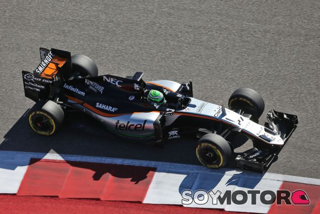 Nico Hülkenberg en Austin - LaF1