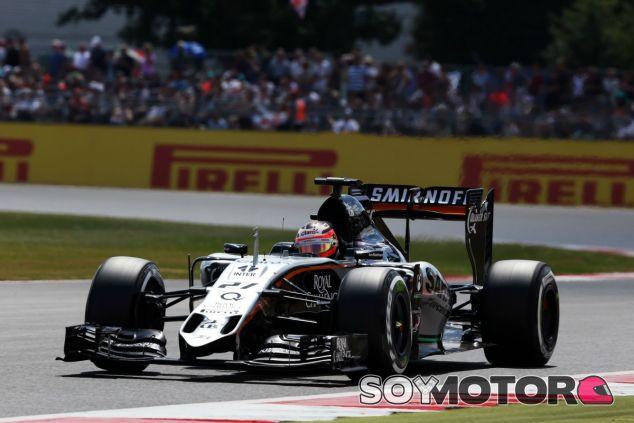 Force India afronta el 2016 como un año de transición - LaF1