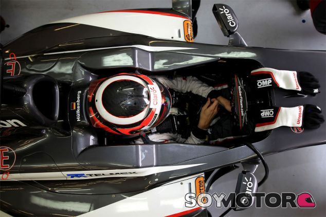 Nico Hülkenberg dejará Sauber en 2014 para 'mudarse' a Force India - LaF1