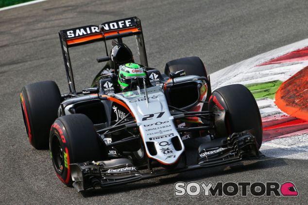 Nico Hülkenberg en Monza - LaF1