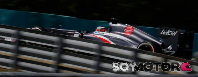 Nico Hülkenberg en Hungaroring - LaF1