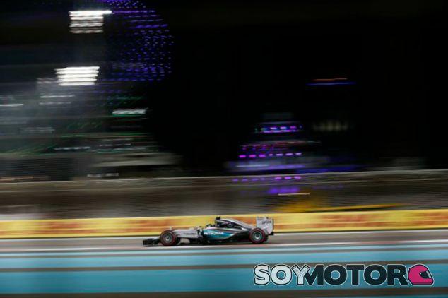 Rosberg consigue la sexta pole position consecutiva - LaF1