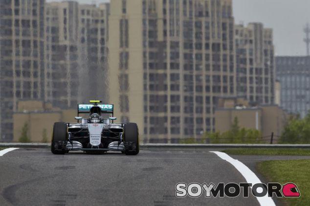 Rosberg acaba contrato este año - LaF1