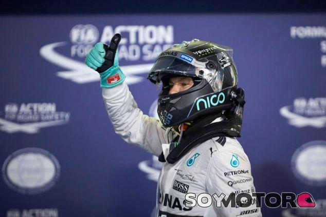 Rosberg consigue la séptima pole de la temporada - LaF1
