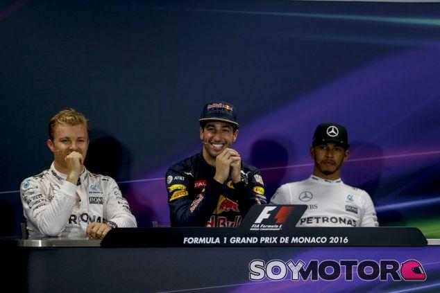 Ricciardo está contento con su primera Pole Position de su trayectoria - LaF1