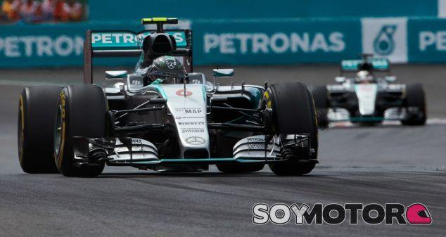 Berger confía en que Rosberg pueda ganar un Campeonato del Mundo - LaF1