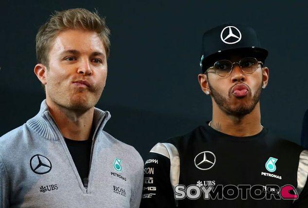 Los pilotos de Mercedes fueron amigos desde la infancia - LaF1