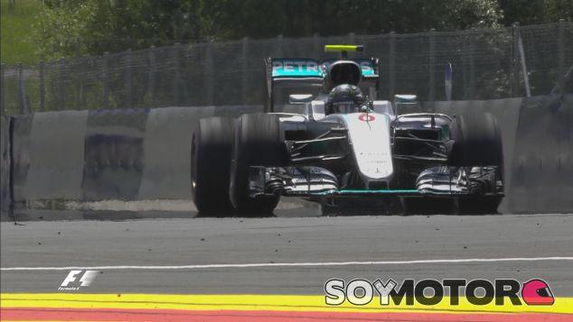 Rosberg golpea primero en los Libres 1 del GP de Austria - LaF1