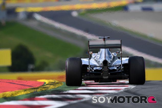Rosberg vuelve a ser el más rápido en el Red Bull Ring - LaF1