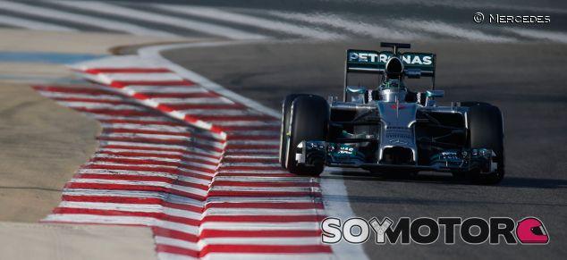 """Rosberg explica sus problemas: """"Es resultado de dar muchas vueltas"""""""