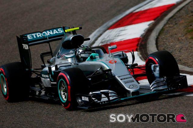 Nico Rosberg ha ganado las tres primeras carreras de la temporada - LaF1