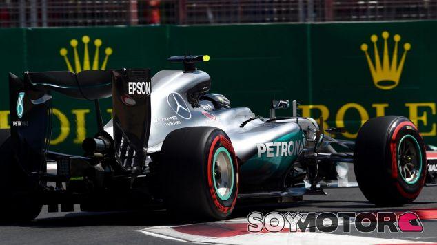 Rosberg no conseguía la Pole desde el GP de Rusia - LaF1