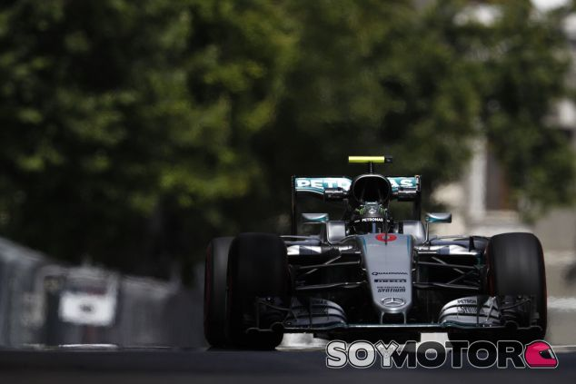 Rosberg ha sido el más rápido - LaF1