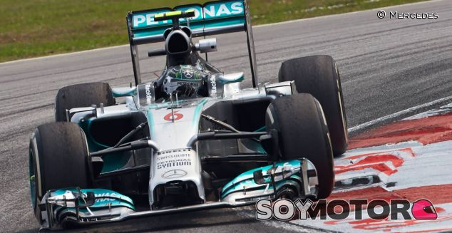Los rivales de Mercedes estarán más cerca en Montmeló - LaF1.es
