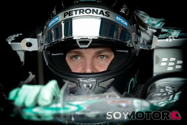 Rosberg acumula dos subcampeonatos consecutivos por detrás de Hamilton - LaF1