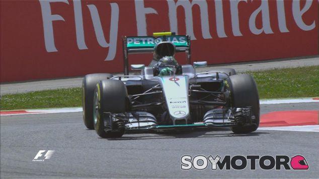 Rosberg ha liderado la jornada con dos décimas de ventaja frente a Räikkönen - LaF1