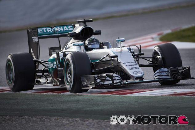 Nico Rosberg quiere que el 2016 sea su año - LaF1