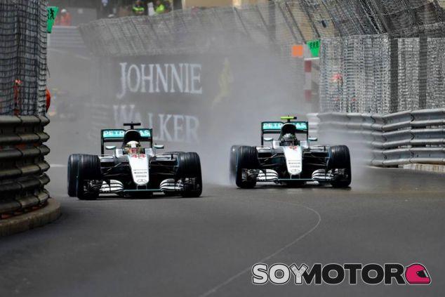 Rosberg aceptó las órdenes de equipo en Mónaco - LaF1