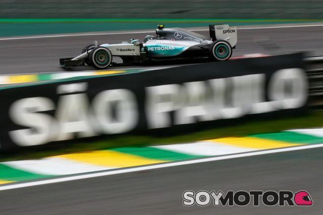 Nico Rosberg se lleva su quinta 'pole' consecutiva - LaF1