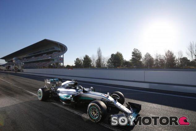 Mercedes idea un plan para igualar las fuerzas entre motores - LaF1