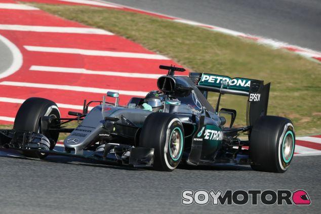 Rosberg aún no se fía de Ferrari - LaF1