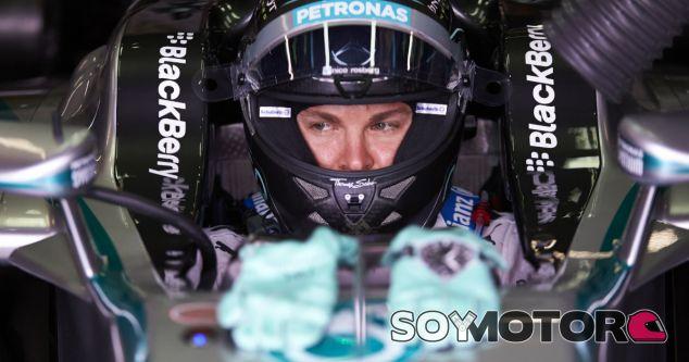 Nico Rosberg renueva dos años más con Mercedes - LaF1.es