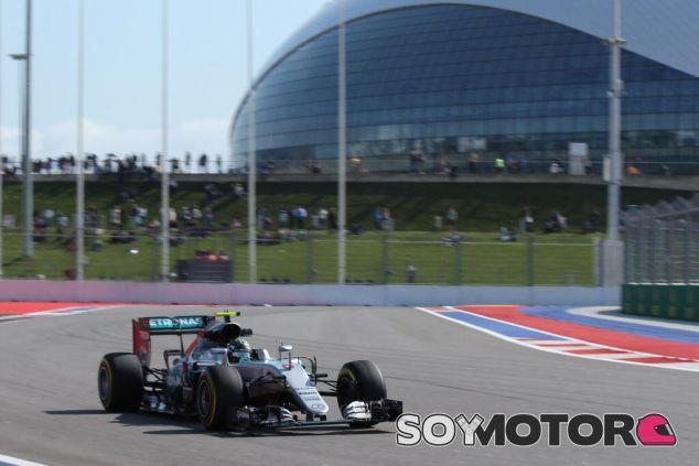 Nico Rosberg ha logrado su segunda Pole Position de la temporada - LaF1