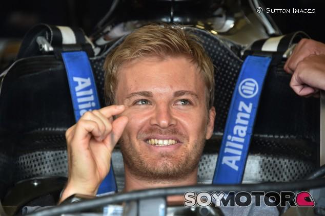 Rosberg insiste en el narcisismo de Verstappen tras China - SoyMotor.com