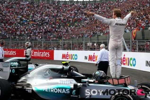 Nico Rosberg quiere alzarse con el título en 2016 - LaF1