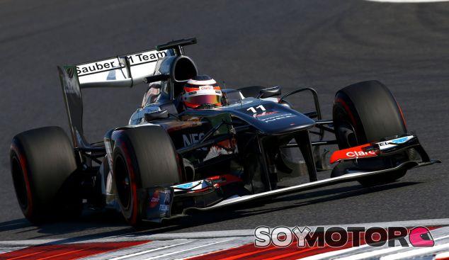 Nico Hülkenberg en el GP de Corea F1 2013 - LaF1