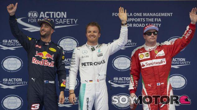 Rosberg consigue la pole y Hamilton saldrá último; Alonso 12º - LaF1.es