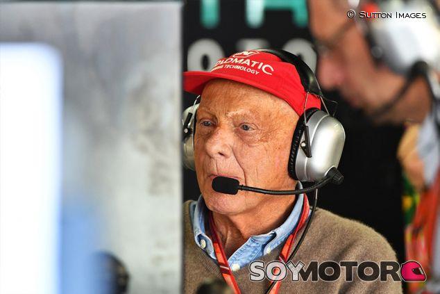Niki Lauda en Interlagos - SoyMotor.com