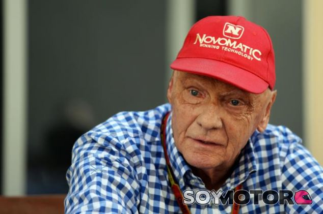 Niki Lauda no se ha creado ninguna cuenta en Twitter - LaF1