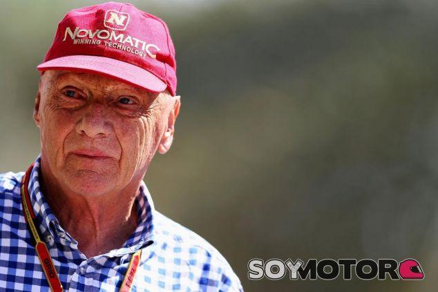 Niki Lauda se ha mostrado muy crítico con la situación de la F1 - LaF1