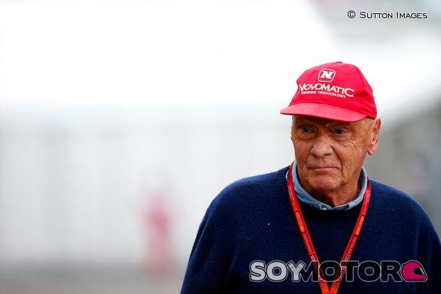Niki Lauda en Suzuka - SoyMotor.com