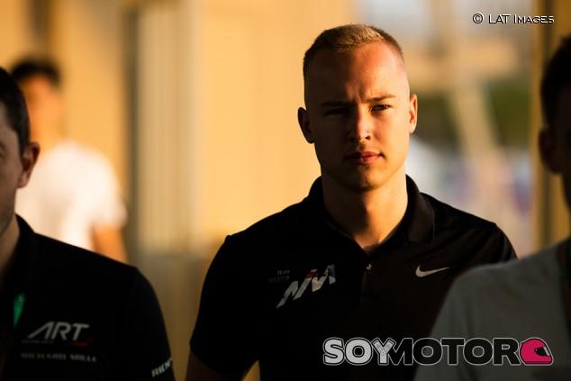 OFICIAL: Nikita Mazepin pilotará para Haas en 2021 - SoyMotor.com