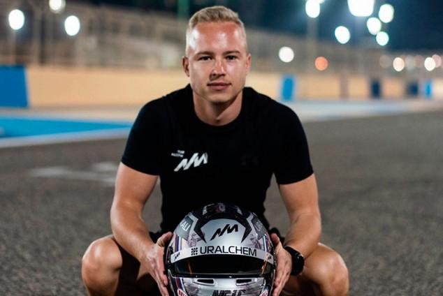 La actitud de Mazepin que avergüenza a Haas, ¡desde antes de ser piloto oficial! - SoyMotor.com