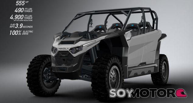 Nikola Zero UTV - SoyMotor.com