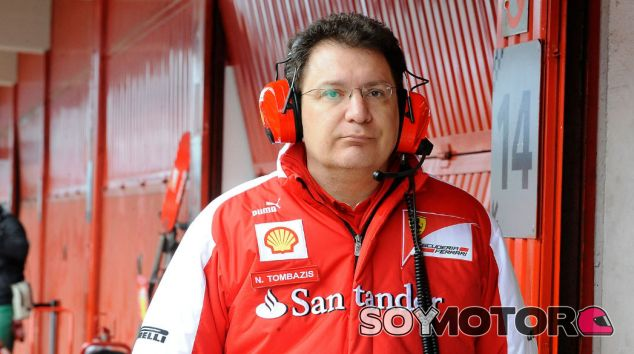 Nikolas Tombazis deja Ferrari - LaF1.es