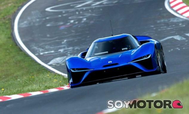 6:45.900 es el nuevo tiempo del NextEV NIO EP9 en Nürburgring. ¡Rival a batir! - SoyMotor