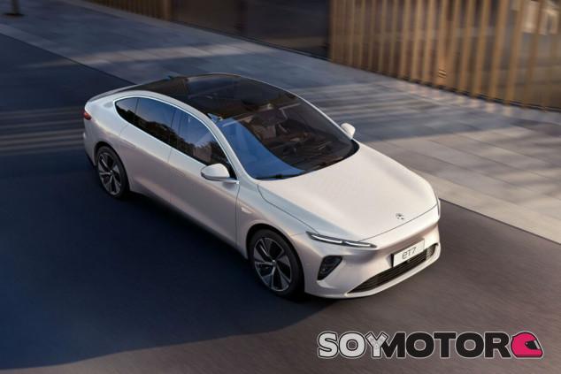 NIO ET7 2022: más de 1.000 kilómetros de autonomía eléctrica - SoyMotor.com