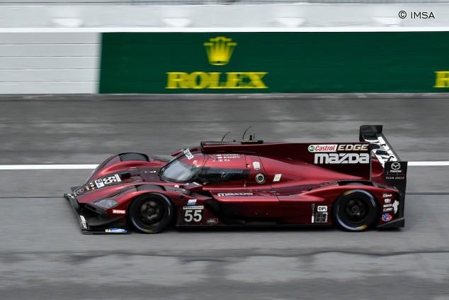 Mazda da un paso al frente en los Libres 2; Alonso firma 19 vueltas - SoyMotor.com