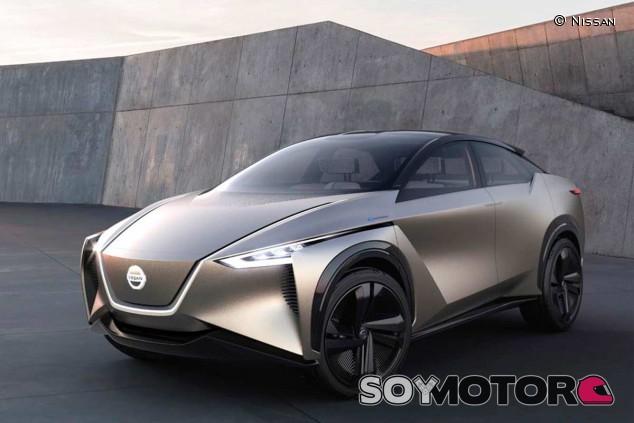 Nissan IMx, base del nuevo crossover compacto - SoyMotor.com