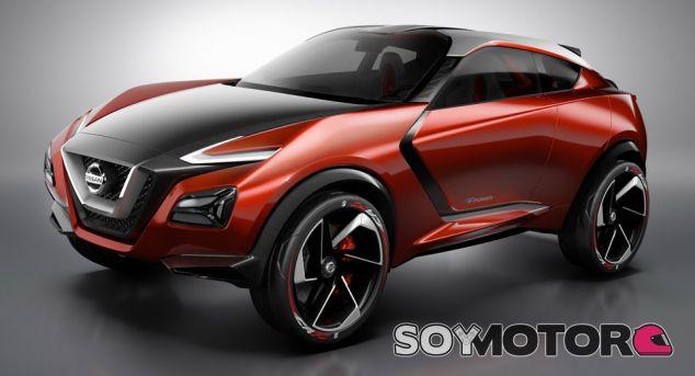 Nissan Grips Concept - SoyMotor.com