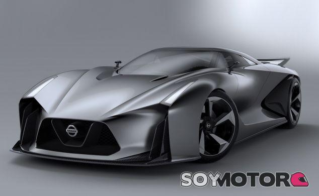 Nissan Concept Vision 2020, la hoja de ruta del nuevo GT-R -SoyMotor