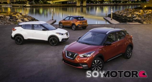 Nissan Kicks - SoyMotor.com