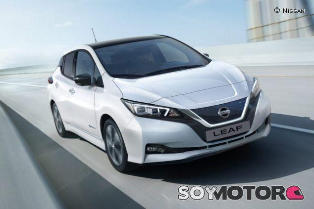 Nissan Leaf: el turimo más vendido en Noruega - SoyMotor.com
