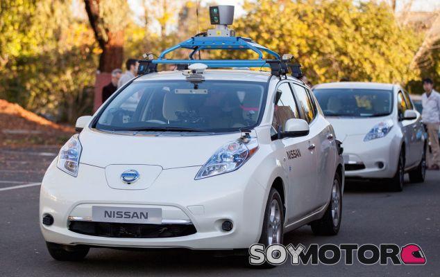 Los coches autónomos requieren una adaptación de las infraestructuras - SoyMotor
